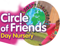circle of friends company logo